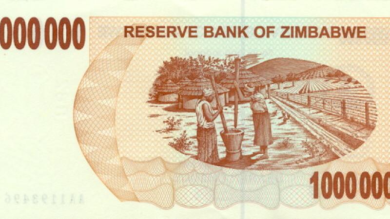 Milionul lui Mugabe