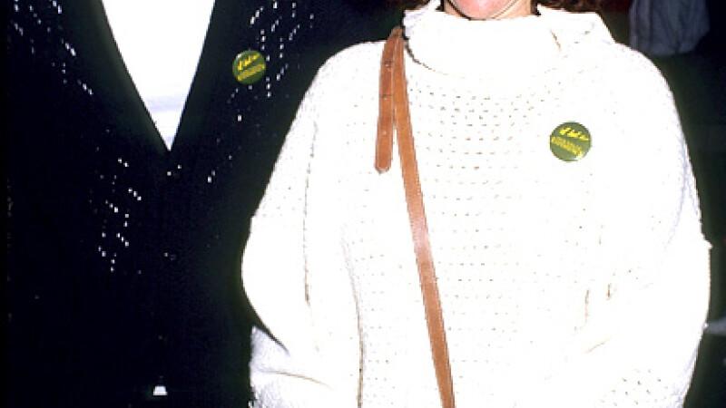 Patrick Dempsey& Rocky Parker