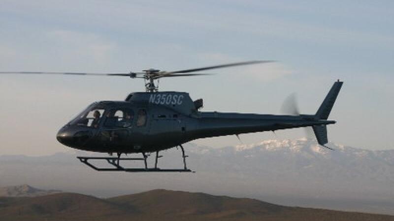 Un elicopter american s-a prabusit in Irak. Doi oameni au murit