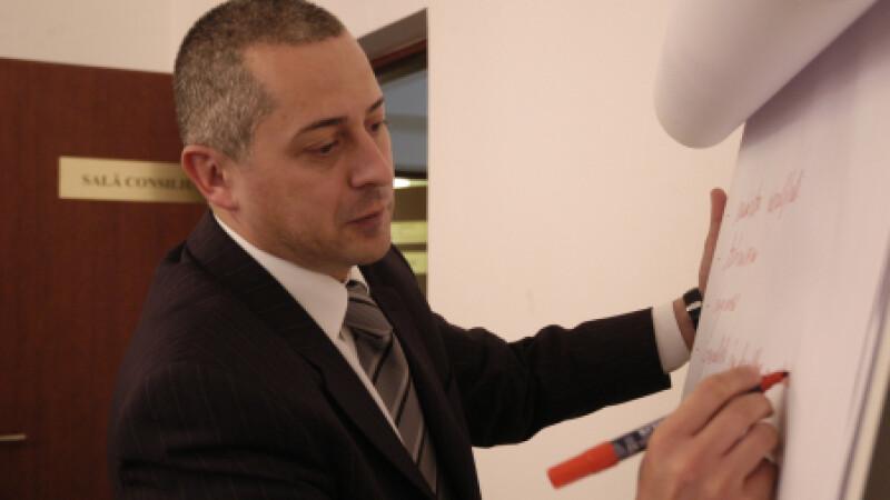 Daniel Don, directorul Agentiei Judetene pentru Ocuparea Fortei de Munca