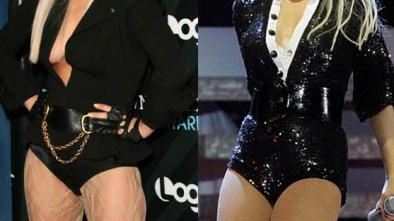 Lady GaGa, Christina Aguilera