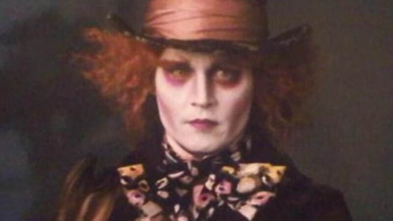 johnny depp alice