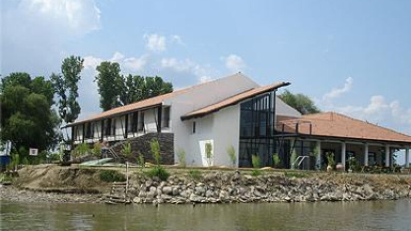Hotel in Delta Dunarii