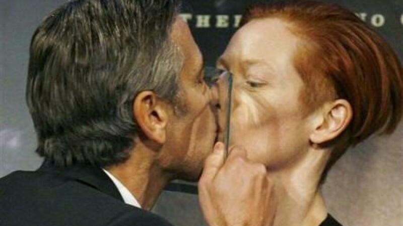 Clooney si Swinton