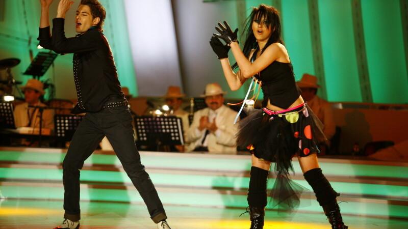Dansez pentru tine