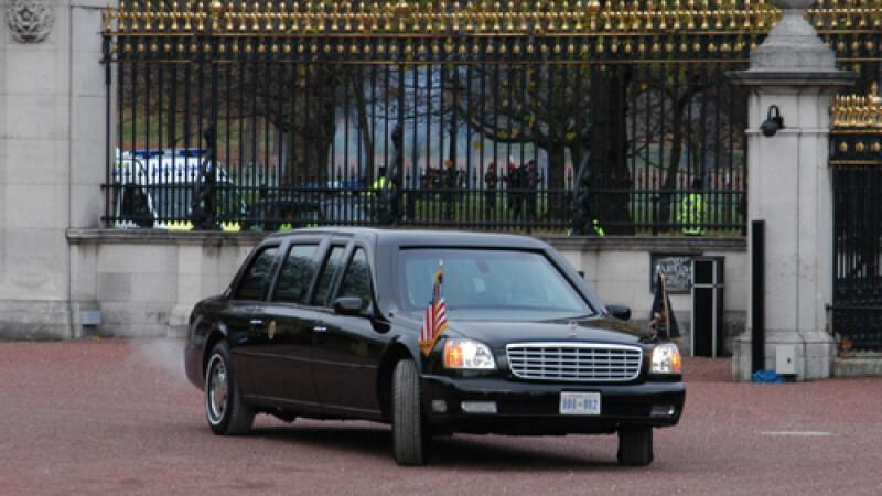 Masina prezidentiala