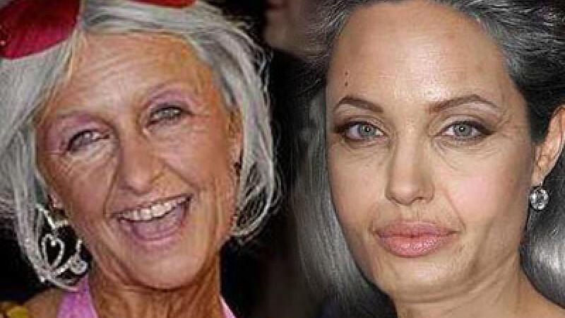Paris Hilton, Angelina Jolie