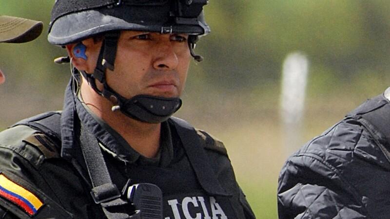 Politie Columbia
