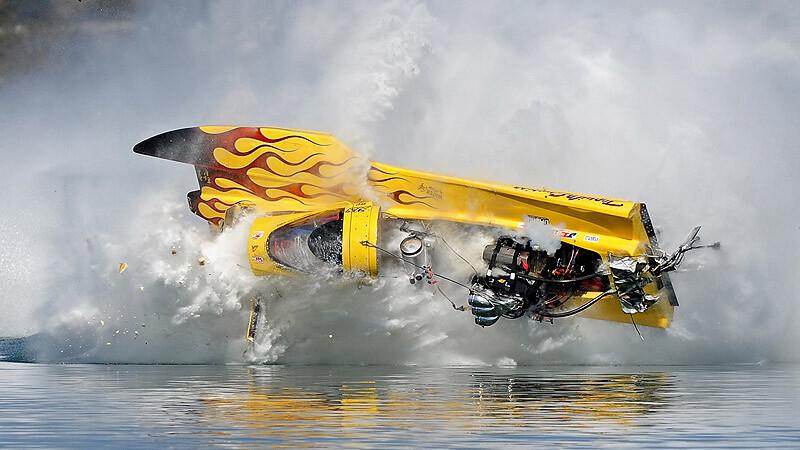 Barca de viteza