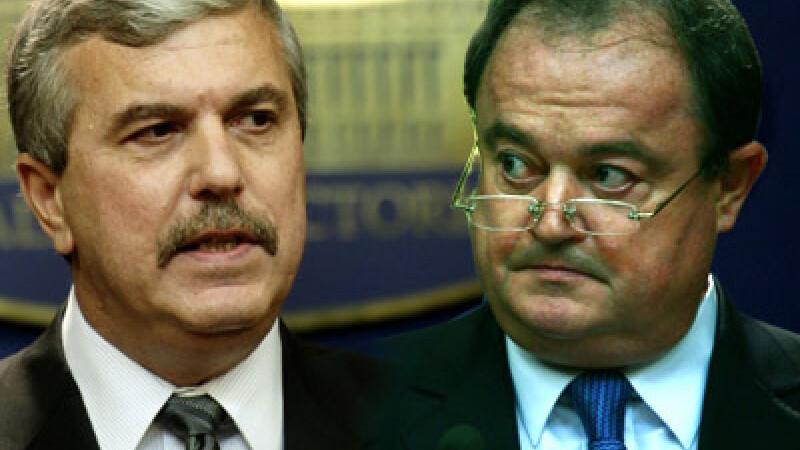 Vasile Blaga si Dan Nica