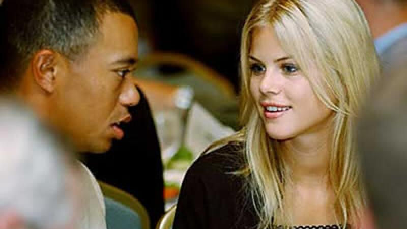 Sotia lui Tiger Woods s-a razgandit! Nu-l mai vrea de sot pe sportiv