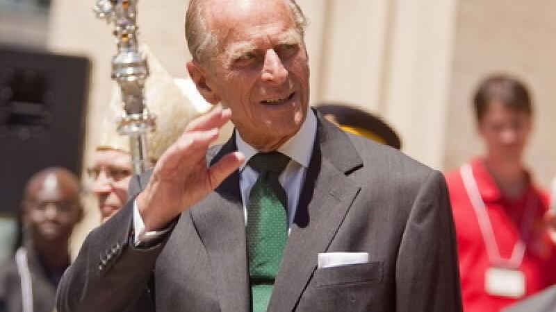 Printul consort Philip, al Marii Britanii
