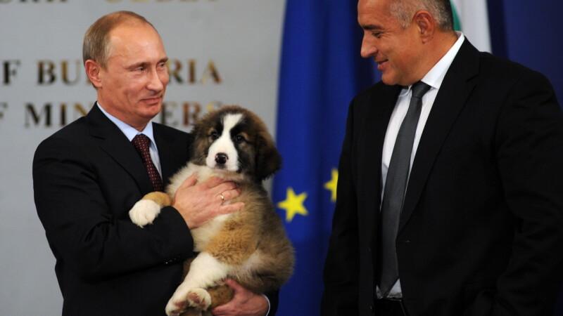 Vladimir Putin si Boyko Borisov