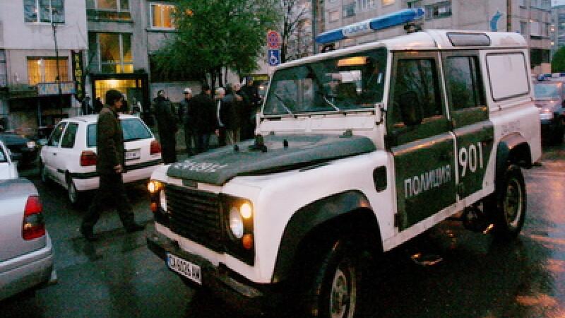 Jaf de UN MILION DE EURO in Bulgaria. Cinci indivizi mascati au atacat ca-n filme un vehicul blindat