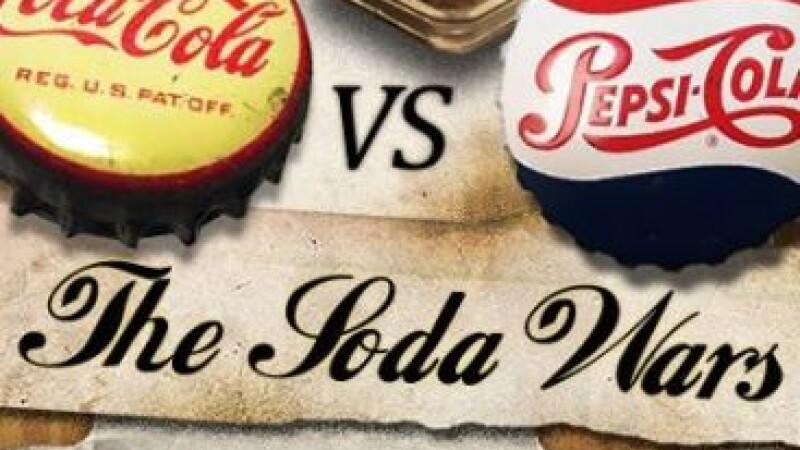 Razboiul de un secol: Coca Cola vs.Pepsi. Evolutia celor doua marci, in lupta pentru suprematie.FOTO