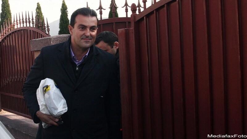 Fostul primar din Cluj Sorin Apostu ramane in arest. Sentinta nu este definitiva