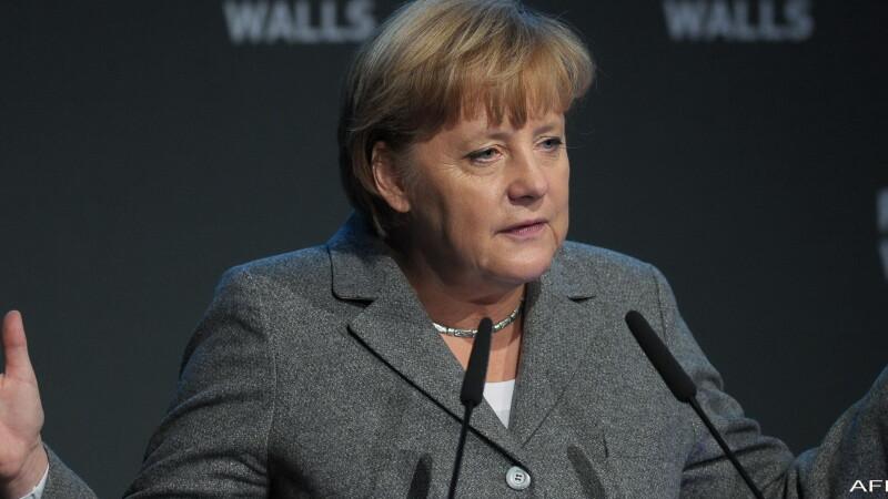 Angela Merkel - COVER