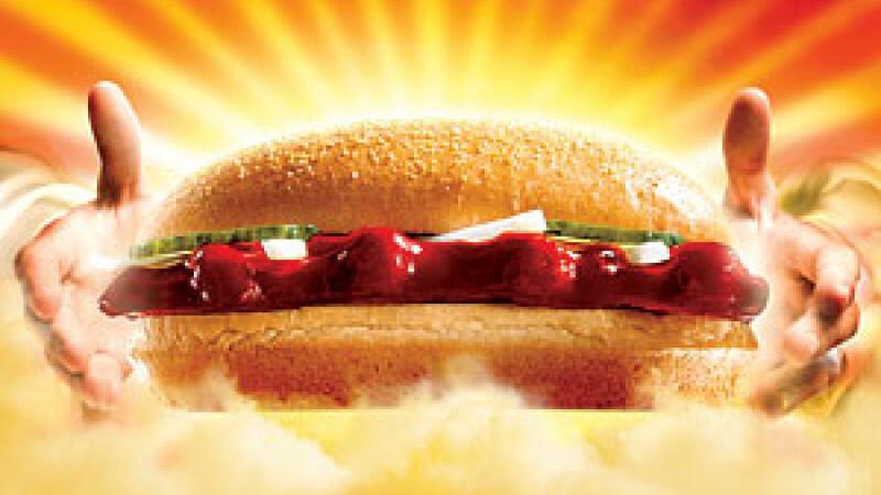 McRib McDonald's