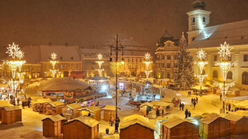 Craciun la Sibiu