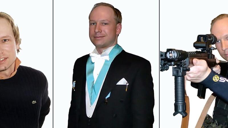 Anders Behring Breivik - COVER