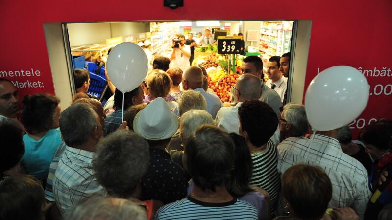 hipermarket aglomeratie