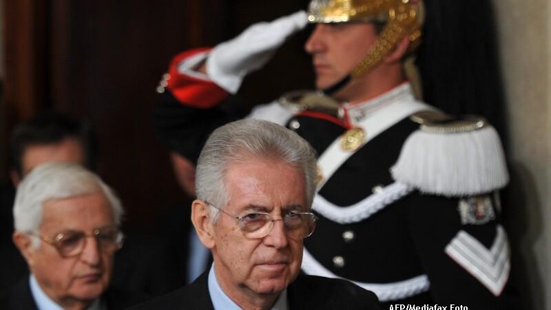 Reactiile liderilor europeni, dupa anuntul de demisie al Papei. Mario Monti: