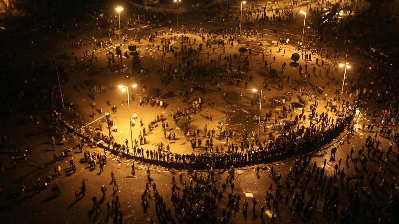 Cairo proteste
