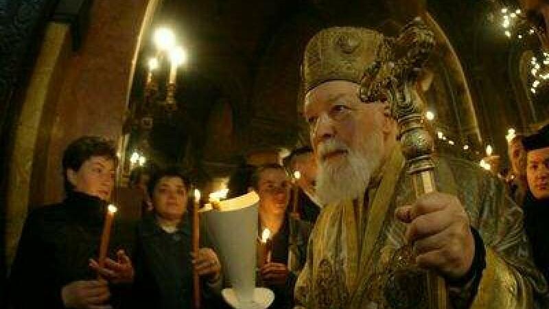 Credinciosii ortodocsi se pregatesc de Paste. Vezi programul slujbelor din Saptamana Patimilor