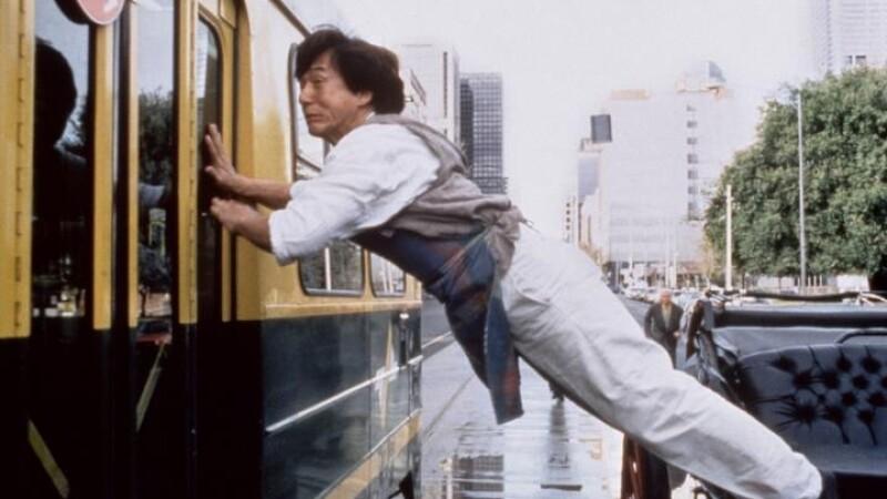 Cascadorie Jackie Chan