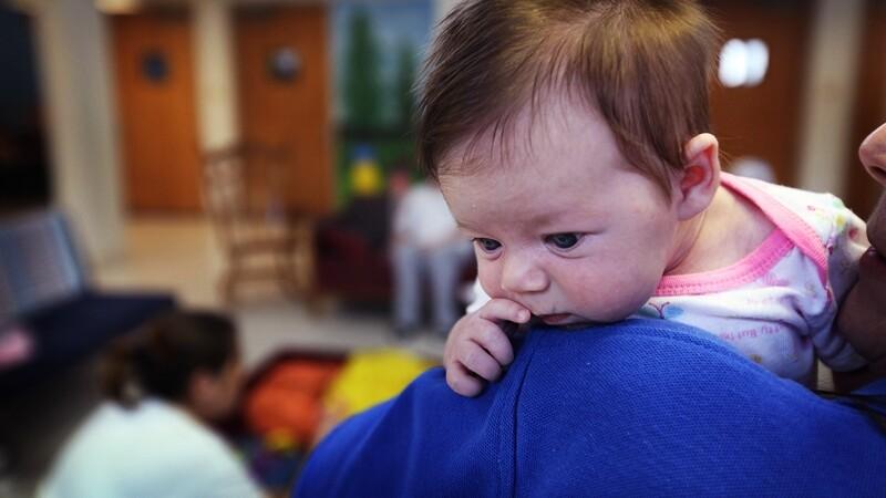 nou-nascut, bebelus, copil