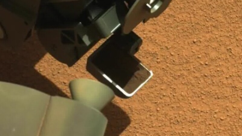 Marte, probe de sol, Curiosity