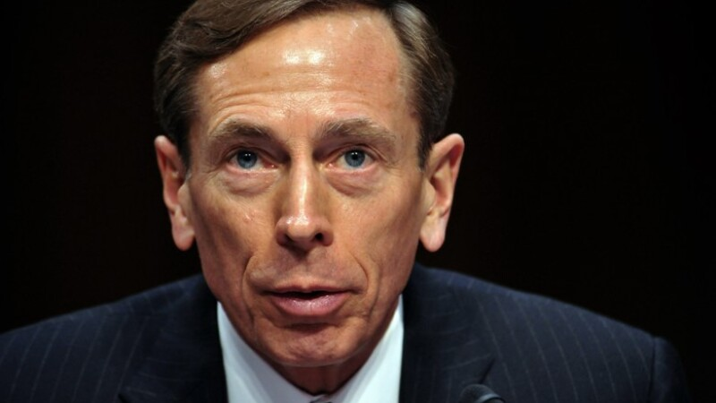 CIA David Petraeus