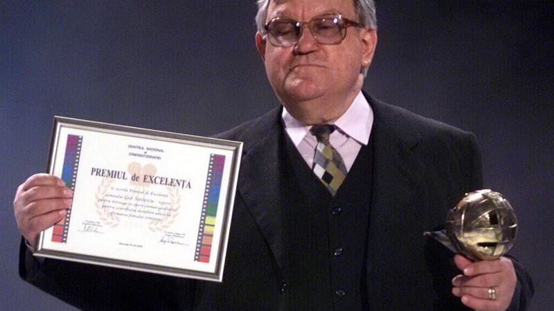 Geo Saizescu a murit. Portretul regizorului care a fost maestrul filmului de comedie romanesc