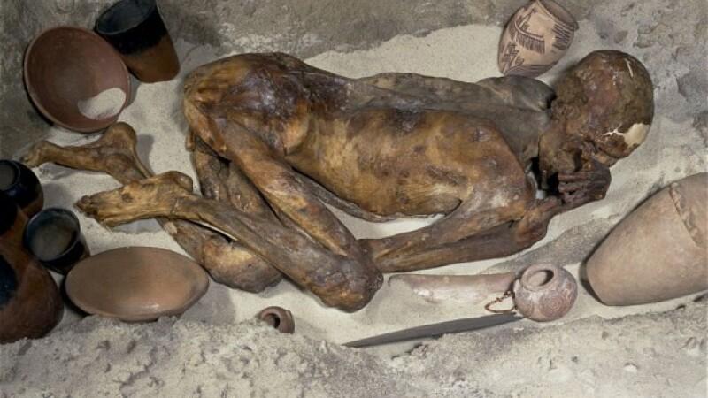 mumie egipteana, Omul Gebelein
