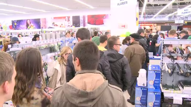 BLACK FRIDAY 2015. Lista magazinelor Black Friday Romania in 2015