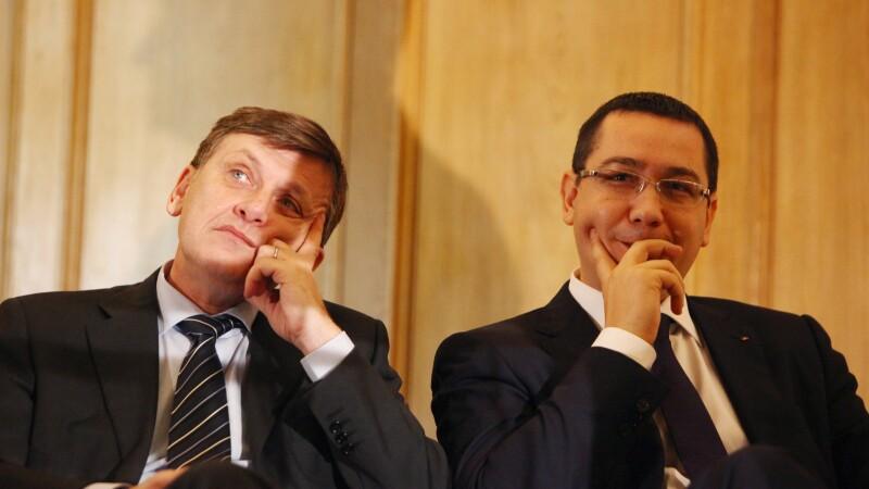 Antonescu: Nu am numarat cati din PDL au venit la PNL si cati la PSD. S-ar putea sa avem surprize