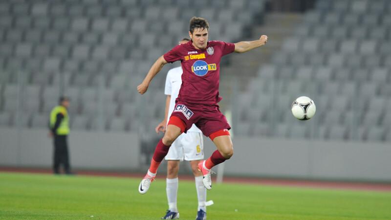 Grigoras explica de ce nu joaca Batin, atacant dorit de Steaua: Astept mai mult de la el