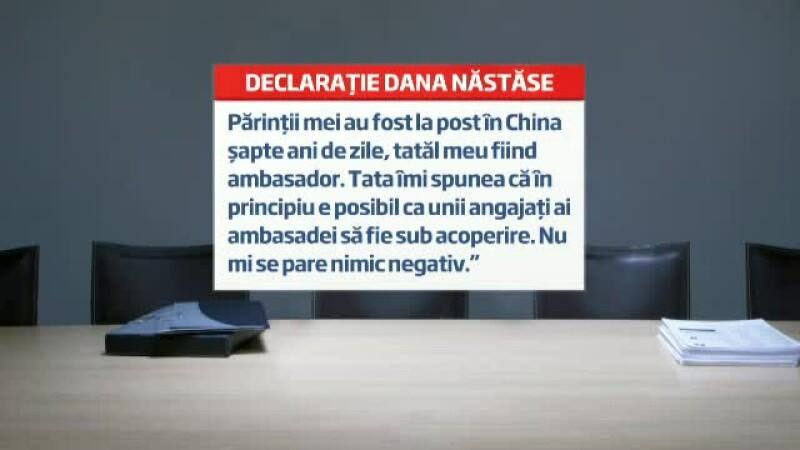 declaratie Dana Nastase