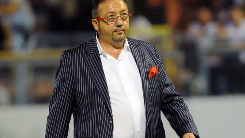 Walter cumpara tot clubul. Omul de afaceri vrea sa scoata Primaria Cluj din actionariatul lui