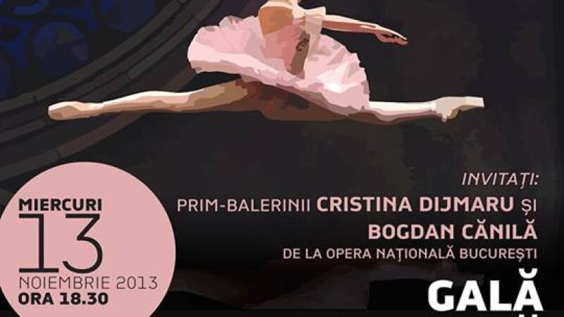 Opera Nationala Romana Cluj-Napoca gazduieste Gala Extraordinara de Balet