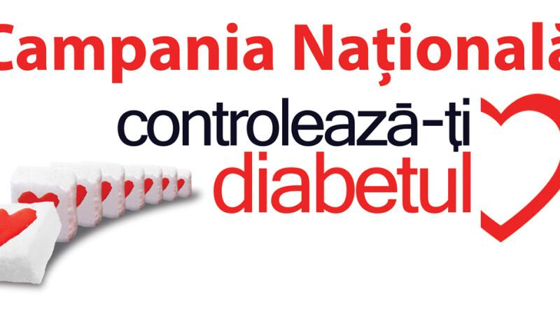 La Cluj-Napoca incepe o noua editie a campaniei Controleaza-ti Diabetul
