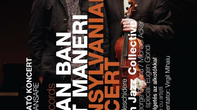 Pianistul Lucian Ban revine la Teatrul Maghiar de Stat Cluj