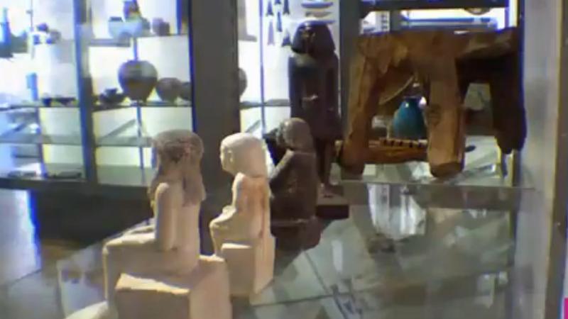 Explicatia oamenilor de stiinta despre statueta care se misca singura. \