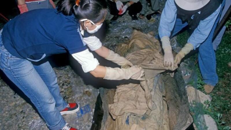Descoperire rara in craniul unei mumii vechi de peste 2.000 de ani, din Egipt. Oamenii de stiinta nu stiu cum a fost posibil