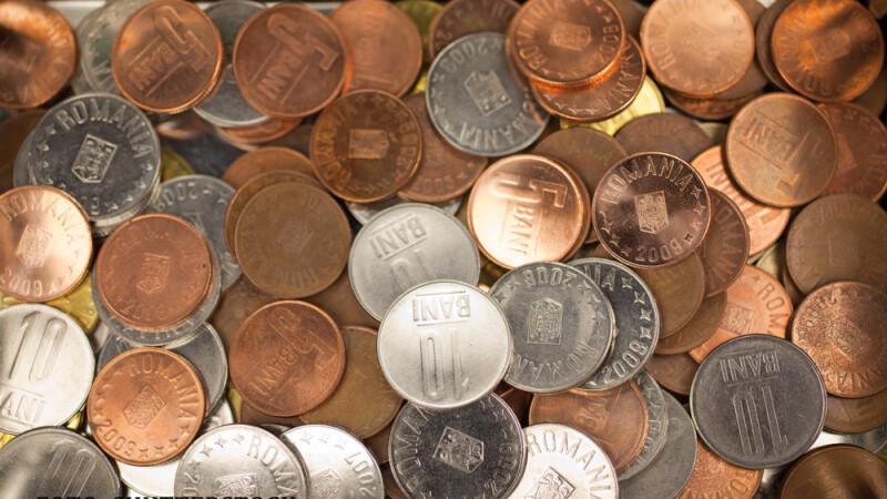 maruntis monede de 1 leu si 50 de bani