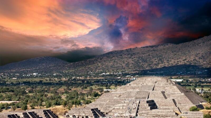 piramide mexic