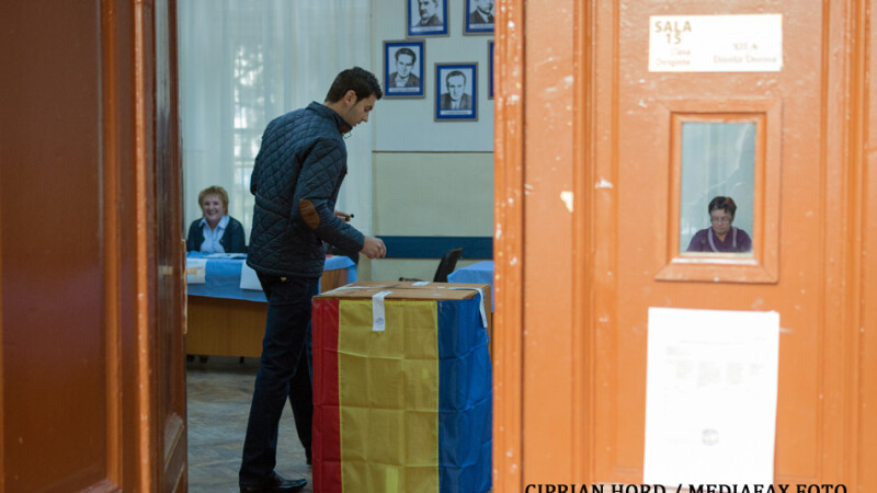 alegator la vot urna