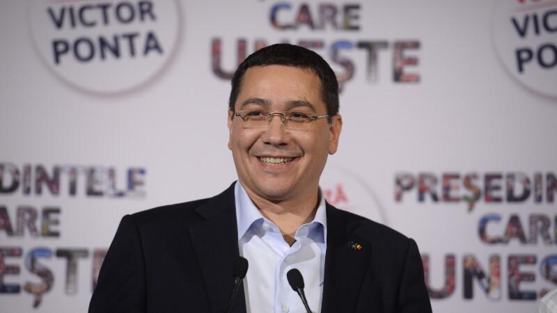 Victor Ponta anunta ca va spriijini propunerile lui Klaus Iohannis privind procurorul general, CSM si ICCJ