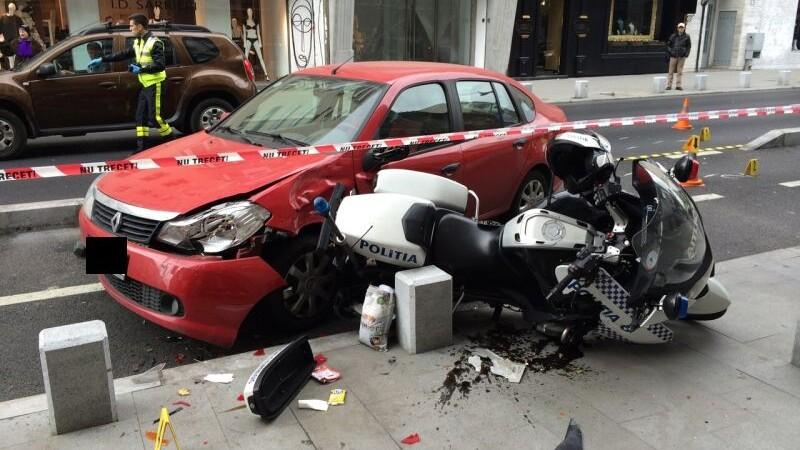 accident Victoriei