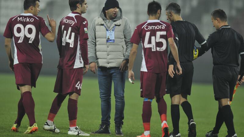 Moare CFR Cluj. Miriuta si jucatorii pleaca, datoriile trec de 5 milioane €, potentialul cumparator s-a razgandit.